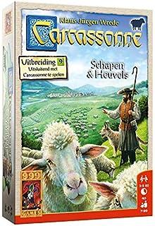 Asmodee – Juego de Estrategia Carcassonne: Amazon.es: Juguetes y juegos