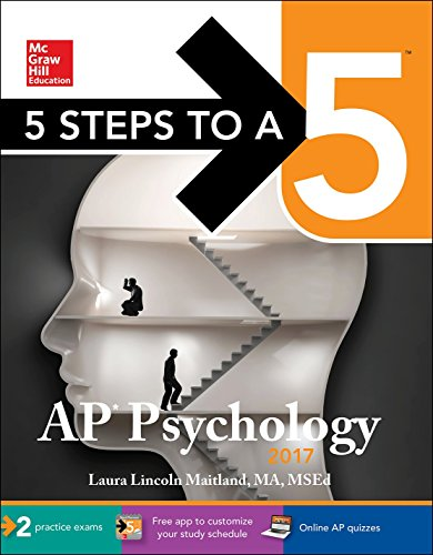 5 Steps to a 5 AP Psychology 2017 (McGraw-Hill 5 Steps to A 5)