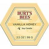 Burt's Bees Vanilla Honey Soy Candle, 3.5 oz