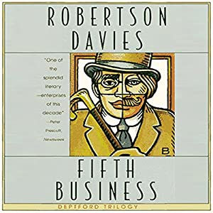 Fifth Business Audiobook