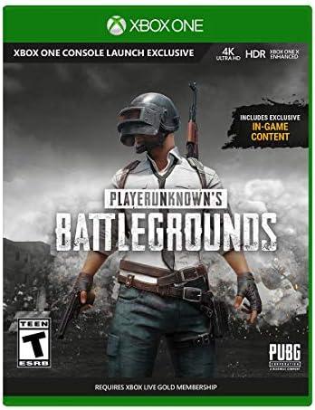 Amazon Com Playerunknowns Battlegrounds Game Preview Edition Xbox One Playerunknowns Battlegrounds Game Preview Ed Video Games