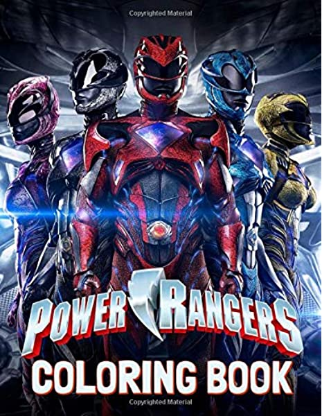 - Amazon.com: Power Rangers Coloring Book: Great Coloring Book For Kids And  Adults (Exclusive Book For Children Ages 4-12) (9781695303515): Umishi,  Matalip: Books