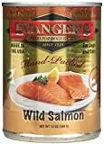 Evanger's Grain Free Wild Salmon – 12×13 oz For Sale