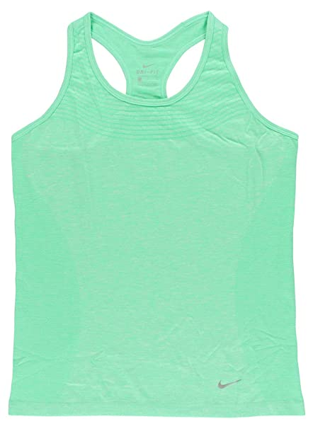 34e1ea86ab265 NIKE Women's Dri-FIT Knit Running Tank