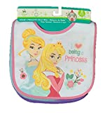 Disney Princess Baby Girls 6 Pack Bibs
