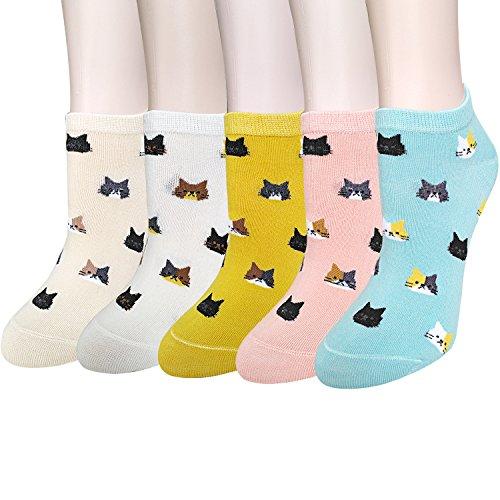 Pairs Womens Cute Animal Socks