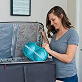 Bra Travel Case and Protector - Crush-Free Lingerie