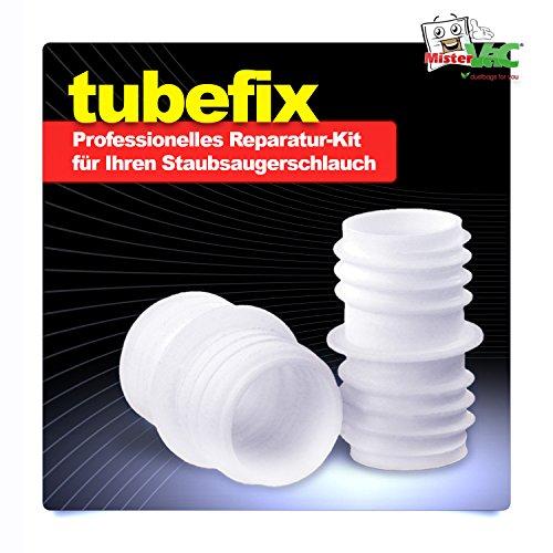 Kit de réparation tubefix compatible avec Miele Complete C2Ecoline Tango sfag1Tuyau