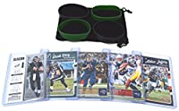 Philadelphia Eagles Cards: Carson Wentz, Nick Foles, Alshon Jeffery, LeGarrette Blount, Zach Ertz ASSORTED Trading Cards and Wristbands Bundle