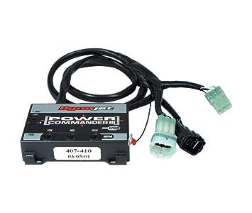 Yamaha 500 t-max-04/07-power Commander III USB dynojet-1020 - 0139: Amazon.es: Coche y moto