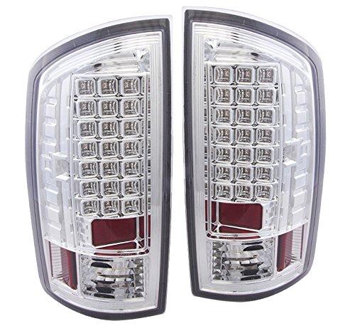 chrome driving lights - 7