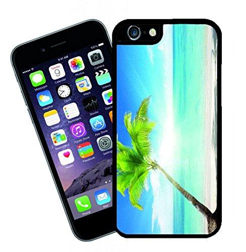 Strand-Szene, design 2iPhone Schutzhülle für Apple iPhone 6–von Eclipse-Geschenkideen