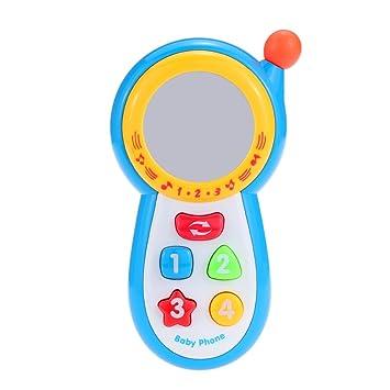 Amazon Com Goolsky Coolplay Baby Music Phone Toy Language Mobile