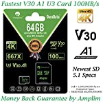 Amplim 2-Pack 16GB Micro SD Card Plus Adapter for Cell Phones, Tablet, Camera 14 CELL PHONE/TABLET COMPATIBILITY: Samsung Galaxy J2 Tab A Note8 Note 8 S8 S9 Plus S8+ Active S7 S5 S6 J7 V Max edge J5 J3 Emerge Perx E5 Prime Z4 Amp Express 2 Xcover 4 Tab S3 S2 E A Book 8.0 S2 9.7 View C7 C9 Pro A7 A5 A3 Eclipse Note5 On5 Amp 2 Halo; LG V30 V30+ V20 V10 X charge Q8 Q6 G6 G6+ G5 G4 X K8V venture Stylo 2 3 Power Harmony K20 V Fortune Phoenix 3 G Pad X II F2; Amazon Kindle Fire HD, Microsoft Surface Pro 3 4; ASUS ZenFone V Live 4 Selfie Pro 3S 10 LTE Live AR 3 Zoom ZenPad Z10 Z8 Sony Xperia XZ Premium XA1 XZ1 Compact L1 XZS XCompact XA Z5 M5; HTC One U11 life Desire 555 U Play 530 625 10 A9; Motorola Moto X4 G5S Z Z2 Force Edition E4 Play G5 G4 Bolt Droid tab MAXX 2 TURBO 2; Huawei Honor 9 7X 6C 8 Pro View 10 V10 Mate 10 Lite Y6 Pro P8 P9 Lite P10 mini nova 2 Plus6A nova 2 Y7; OPPO F5 R11 F3; Xiaomi Redmi Y1 Lite Mi A1 Max 2 5 Note 4X; ZTE Blade X Force Vantage XL V8 Axon M Blade Zpad Nokia 2 8 3 5 6; Nintendo 2DS 3DS Alcatel IDOL 4 5 LED A7 A30 Tablet Fierce U5 HD Idol 5S A30 Plus A50 Pulsemix; BlackBerry KEYone PRIV; BLU Life One X2 Mini R1 Plus Tank Xtreme Dash L3 Vivo XL2; Razer Phone; nubia N2 N1 Lite;; ARCHOS 50 55 Graphite; FiGO Gravity; DuraForce PRO; Ellipsis 8 HD Gizmo Tab; Lumia 735 640 650 950 XL; AT&T Trek 2 HD G Pad X 8.3 8.0 F II 10.1 Lancet 626 626S; LG Exalt LTE Aristo K3 Fortune; Elipsis 10; ZTE Avid TRIO Overture Tempo X Prestige 2; Alcatel TRU FIERCE 4 ONETOUCH IDOL Revvl Plus