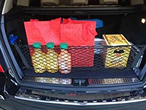 Envelope trunk cargo net for mercedes benz for Mercedes benz cargo net