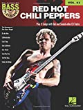 Bass Play-Along Vol.42 Red Hot Chili Peppers + Cd
