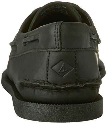Sperry Heren Authentieke Originele 2-oog Bootschoen In Zwart