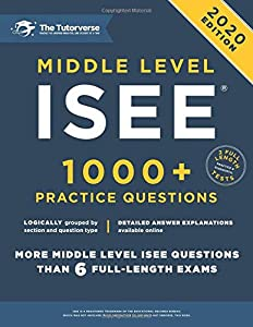 Sweepstakes: Middle Level ISEE: 1000+ Practice Questions