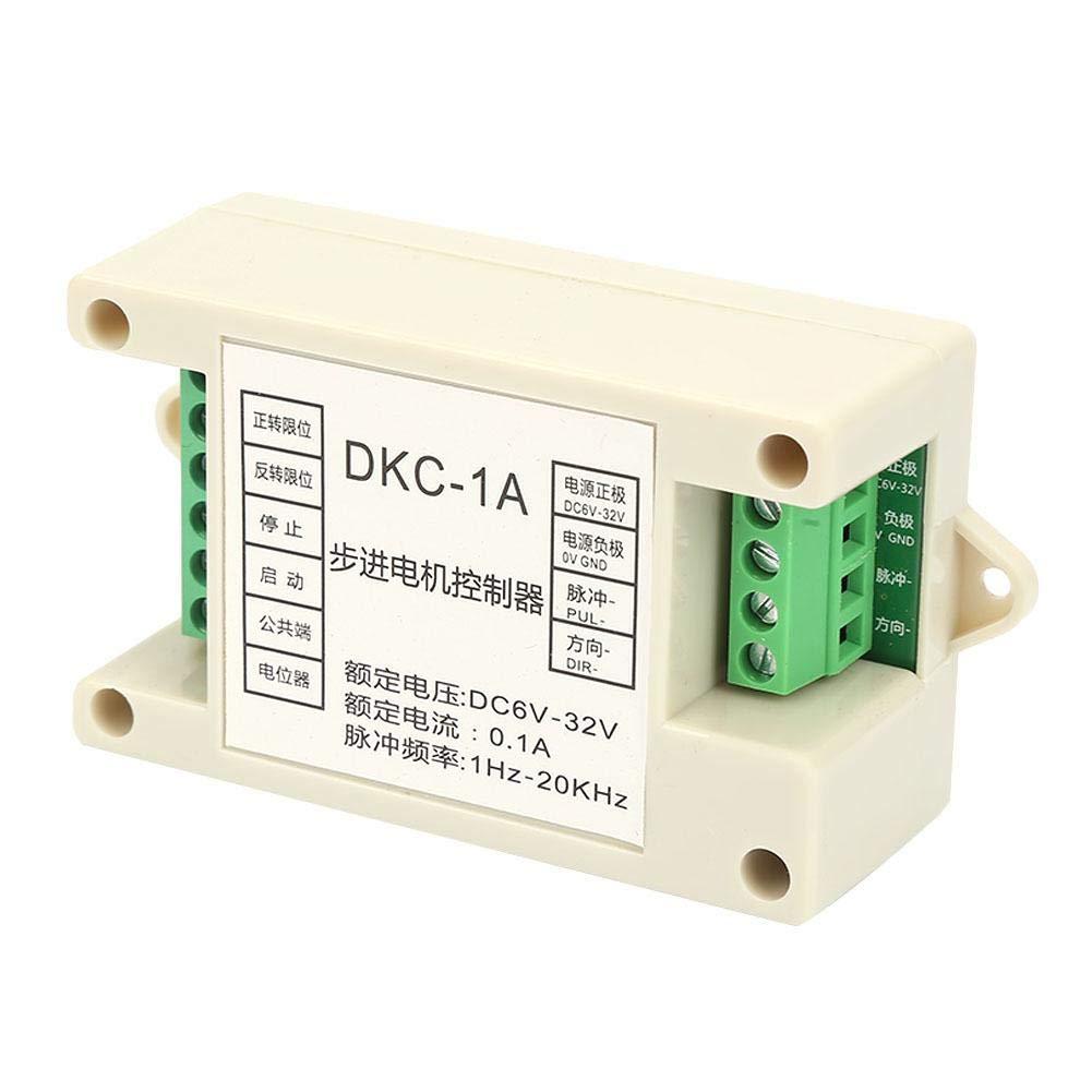 DKC-1A Stepper Motor Controller Pulse Generator Speed Regulator Stepper Motor Speed Regulator