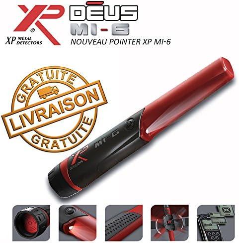 XP Pinpointer mi-6 metal detector