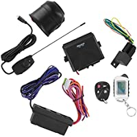 EZ-Starter EZ75 2-Way LCD Remote Start and Security System