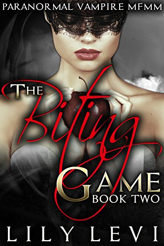 __WORK__ The Biting Game (Book Two): Paranormal Vampire MFMM. comico calidad domestic momento against facil