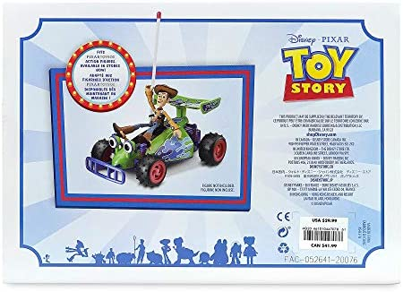 Disney Pixar Toybox RC Car – Toy Story