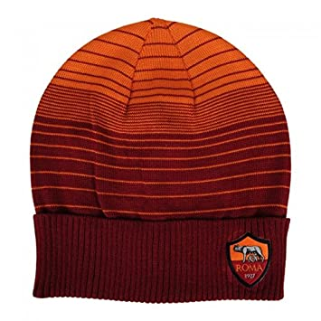 cc22cd17a1a Exclusive   AS Roma Roma Beanie Winter Ski Hat Adults Stainless   Amazon.co.uk  Sports   Outdoors