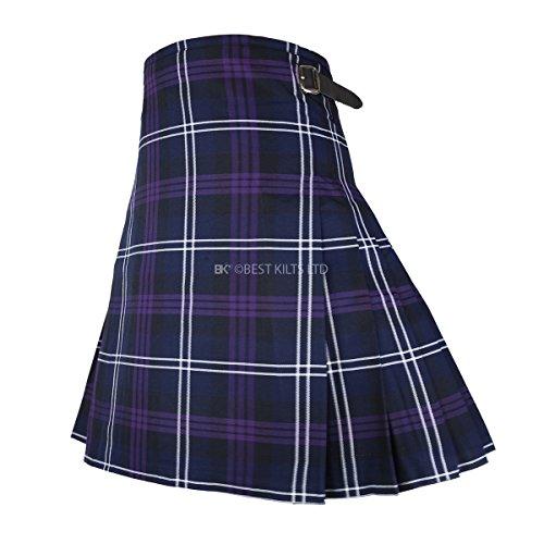 "Best Kilts Men's Scottish 5 Yard Party Kilt Heritage of Scotland 34""-36"" by Best Kilts (Image #2)"