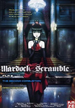 Mardock Scramble - The Second Combustion Italia DVD: Amazon ...