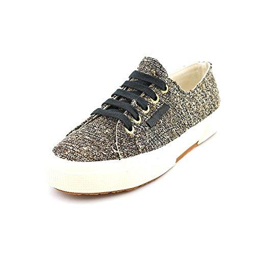 Superga X Man Repeller - 2095 Twdw - Women's Sneakers - Gold Fabric (9.5M-Women/8M-Men)