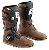 Gaerne Balance Oiled Boots , Primary Color: Brown, Size: 13, Distinct Name: Brown, Gender: Mens/Unisex 2522-013-013