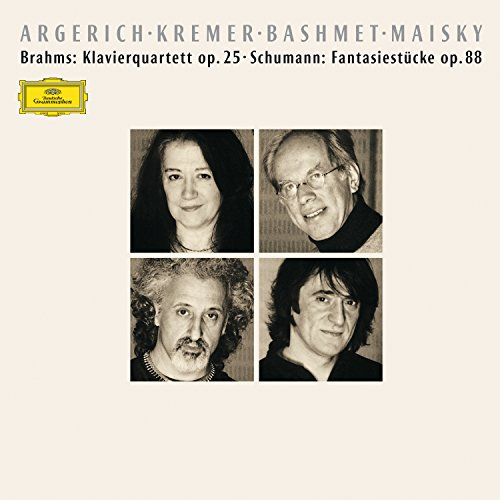 Brahms: Piano Quartet No.1 In G Minor, Op.25 - 4. Rondo alla Zingarese