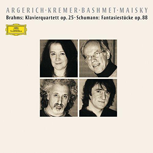 Brahms: Piano Quartet No.1 In G Minor, Op.25 - 4. Rondo alla Zingarese
