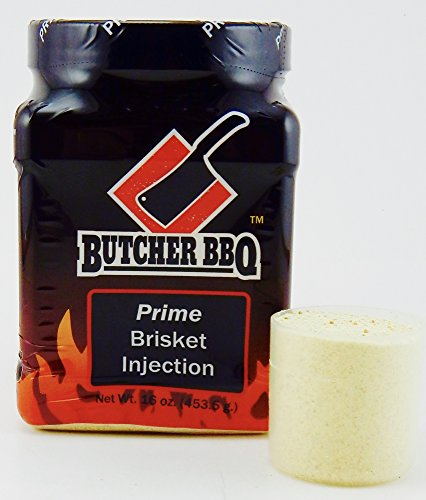 (Butcher BBQ Prime Barbecue Brisket Injection-1lb- Gluten Free)
