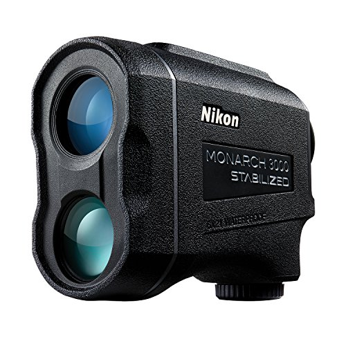 Nikon Monarch 3000 Stabilized Black (Monarch Sports Rangefinder)