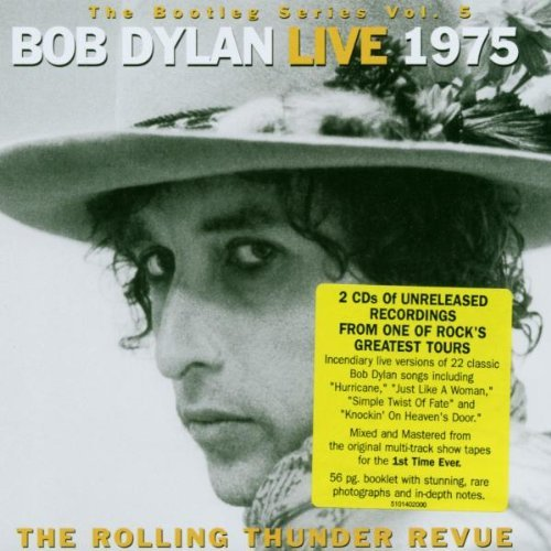 Bob Dylan - The Bootleg Series, Vol. 5: Live 1975: The Rolling Thunder Revue - Zortam Music