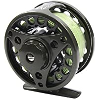 Croch Fly Fishing Reel with CNC-machined Aluminum Alloy...