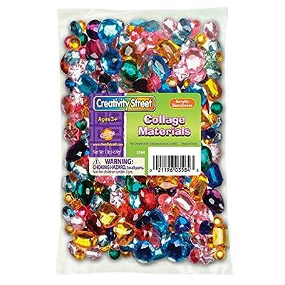 Creativity Street Acrylic Gemstones Classpack: Industrial & Scientific