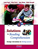 Solutions for Reading Comprehension, Linda Hoyt, 0325029679
