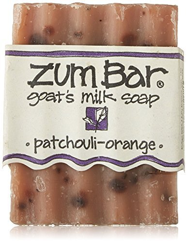 Zum Bar Soap - Patchouli Orange - 3 oz