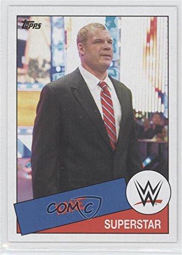 Kane (Trading Card) 2015 Topps Heritage WWE - [Base] #77