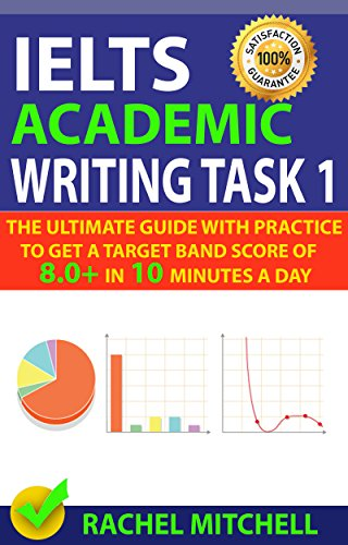IELTS Academic Writing Task 1: The Ultimate Guide with Practice to Get a Target Band Score of 8.0+ In 10 Minutes a Day (Ielts General Writing Task 2 With Answers)