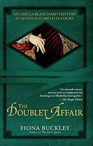 book cover of The Doublet Affair