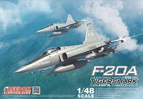 Freedom Model Kits 1/48 F-20A TIGERSHARK FD-18002