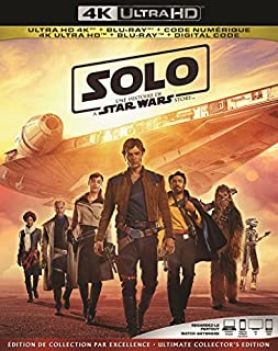 SOLO: A STAR WARS STORY [Blu-ray] (Bilingual) (B07CPC394P) | Amazon Products