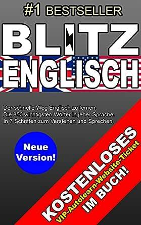 Blitz Englisch