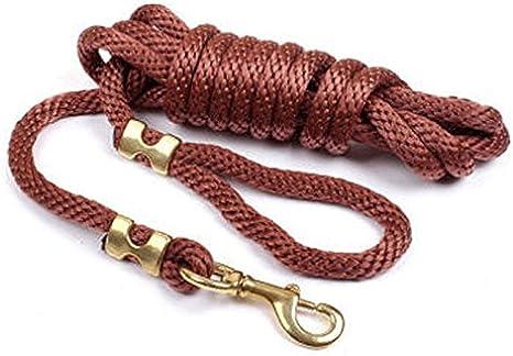 Arneses de Perro Correa Alargada de Nylon para Mascotas de Cuerda ...