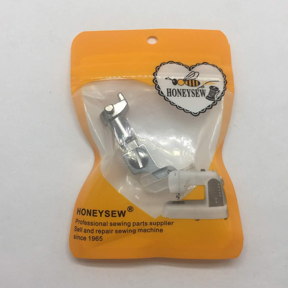 Amazon.com: HONEYSEW - Cremallera transparente invisible ...