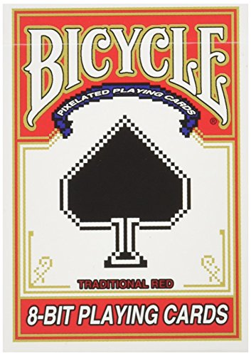 - Bicycle Playing Cards, Red